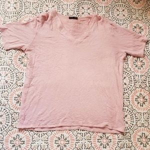 Zara collection pink tshirts